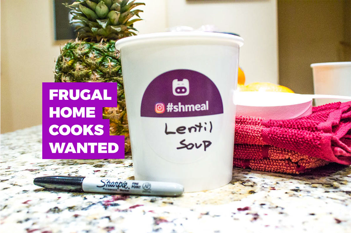 Frugal Home Cooks Wanted