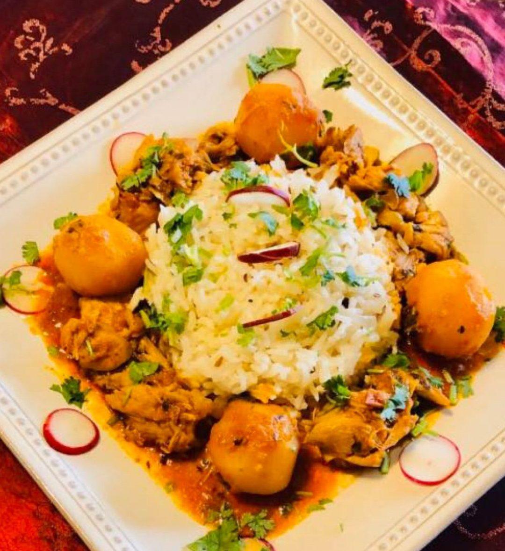 Kulsum's curry
